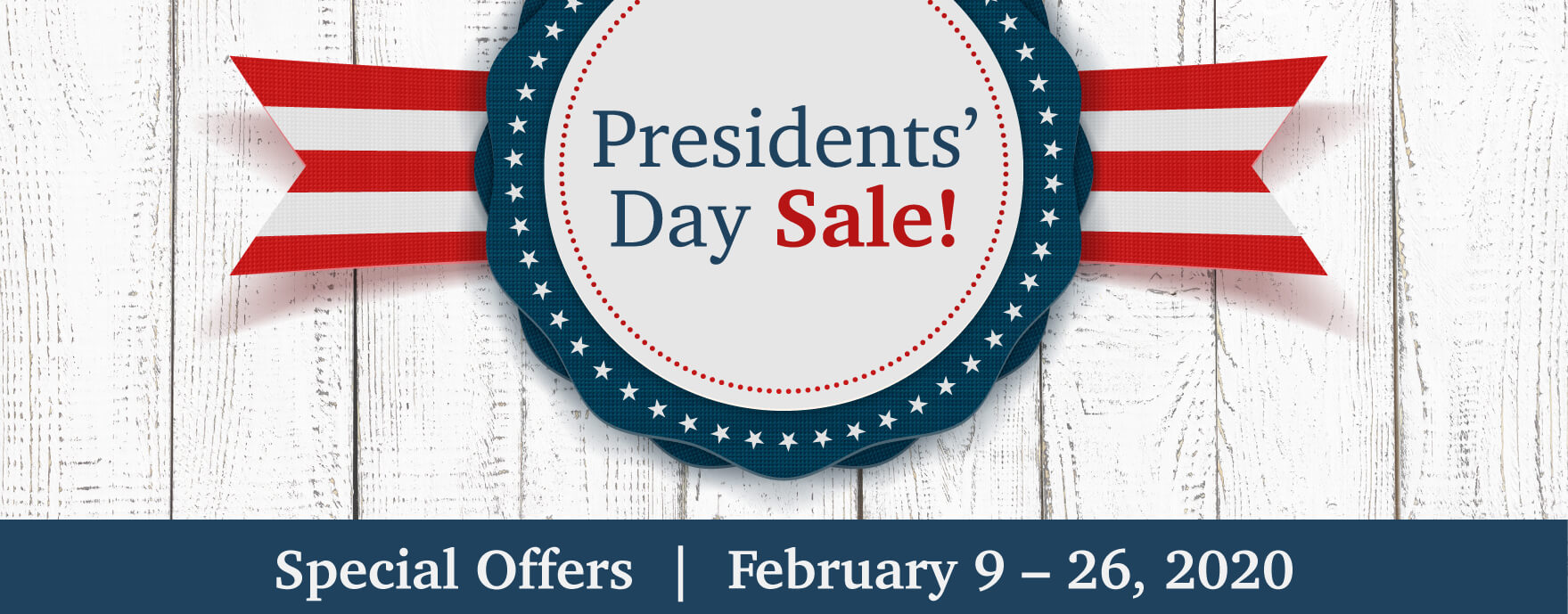 Bosch Presidents Day Event